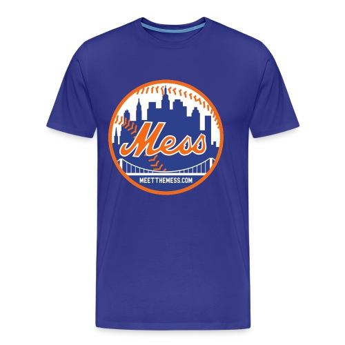 Meet The Mess - Men's Premium T-Shirt