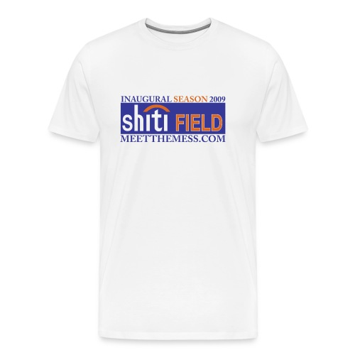 Mets New Stadium - Men's Premium T-Shirt