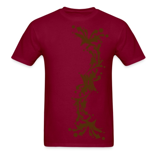 Graffiti Arrows Graphic - Men's T-Shirt