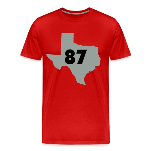ODP: 87 Texas Shirt - Men's Premium T-Shirt