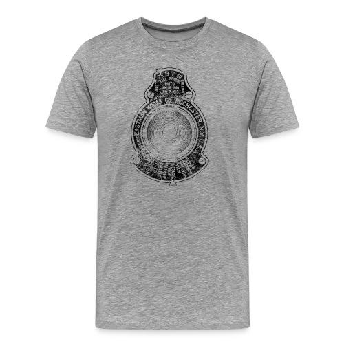 Kodak shutter (grunge) men - Men's Premium T-Shirt