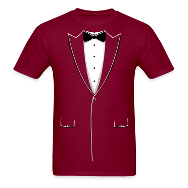 "Cheap ""Tuxedo"" Durable Shirt"