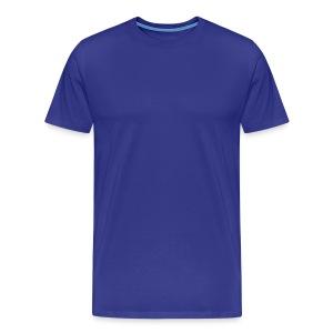 Fly more....Drive less - Men's Premium T-Shirt
