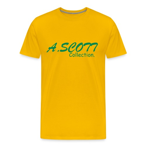 A.SCOTT Collection TEES - Men's Premium T-Shirt