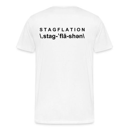 STAGFLATION - Men's Premium T-Shirt