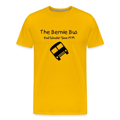 The Bernie Bus - Men's Premium T-Shirt
