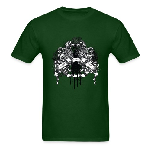 Vintage Graphic - Men's T-Shirt