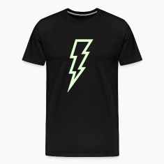 Lightning T Shirt (Glow in the Dark)