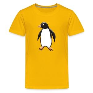 Kids Penguin Tee - Kids' Premium T-Shirt
