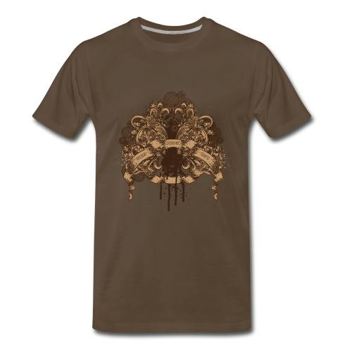 Vintage Graphic - Men's Premium T-Shirt