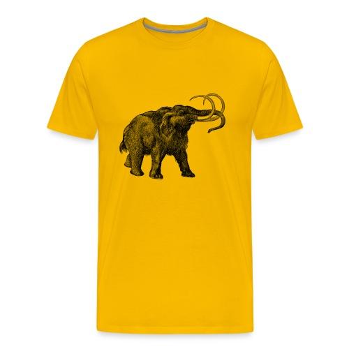 Mammoth Men's T-shirt - Modern - Men's Premium T-Shirt