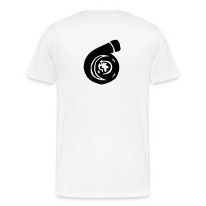 Turbo tee - Men's Premium T-Shirt