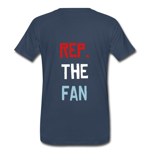 Rep. The Fan - Men's Premium T-Shirt