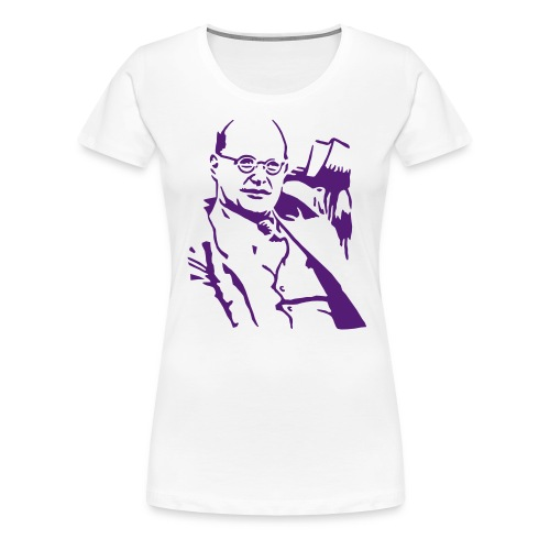 Bonhoeffer - Women's Premium T-Shirt