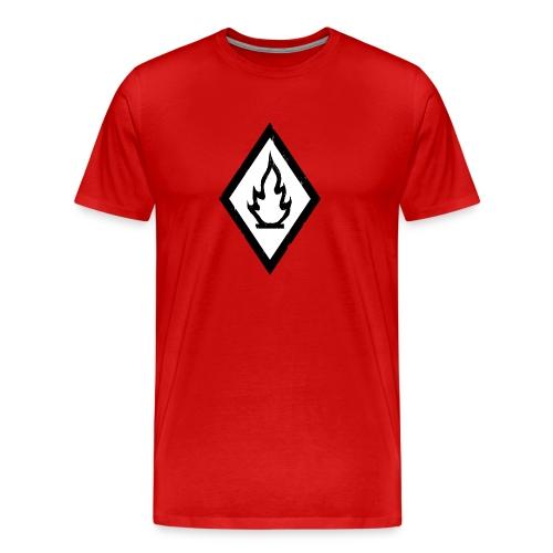 Blastwave Flame Bright - Men's Premium T-Shirt