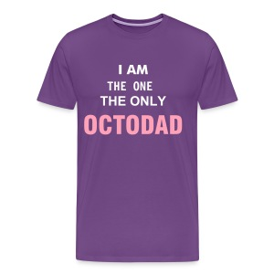 OCTODAD TEE - Men's Premium T-Shirt