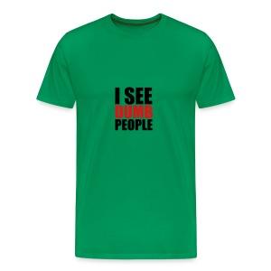 Silly Tees - Men's Premium T-Shirt