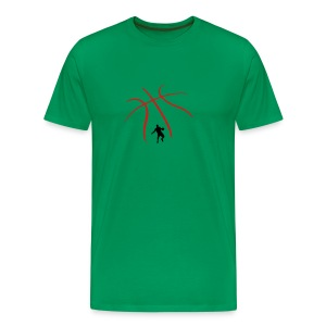bball - Men's Premium T-Shirt