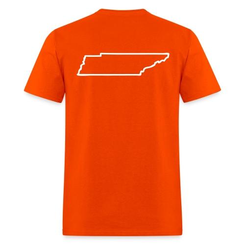 VOLUNTEERS BASIC TEE - Men's T-Shirt