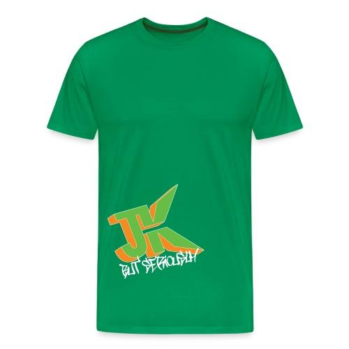 Just Kidding - Men's Premium T-Shirt