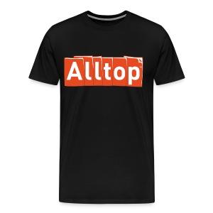 Alltop Classic T - Men's Premium T-Shirt