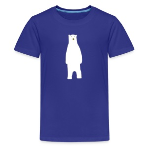 Kids Polar Bear Tee - Kids' Premium T-Shirt