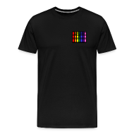T-Shirts ~ Men's Premium T-Shirt ~ Rainbow