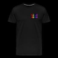 T-Shirts ~ Men's Premium T-Shirt ~ Rainbow