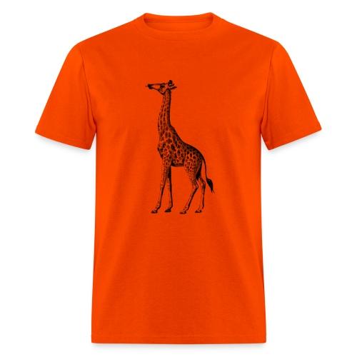 Giraffe Men's T-shirt - Modern - Men's T-Shirt