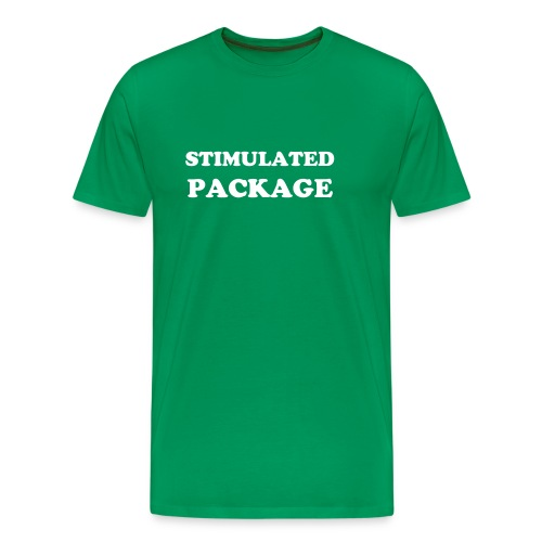 Stimulated Package - Men's Premium T-Shirt