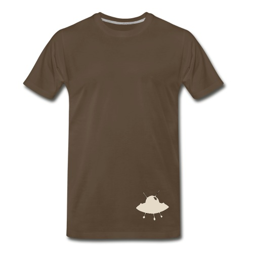 UFO NATION - Men's Premium T-Shirt