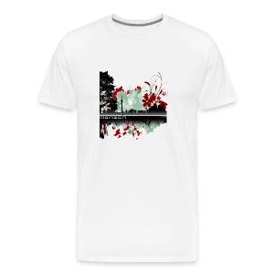 Mensch City Mens - Men's Premium T-Shirt