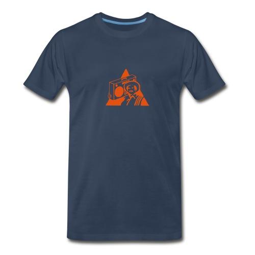 fresh out da box tee - Men's Premium T-Shirt
