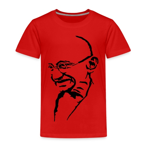 Gandhi - Toddler Premium T-Shirt