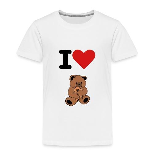 Bears - Toddler Premium T-Shirt