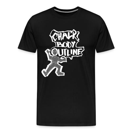 Chalk Body Classic - Men's Premium T-Shirt