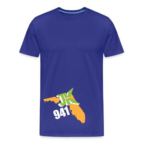 JK Florida - Men's Premium T-Shirt