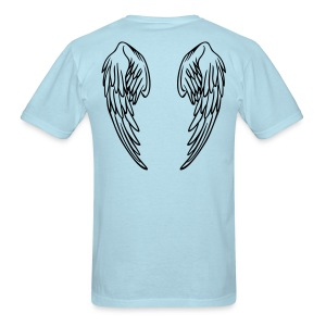Angel in Disguise - Men's T-Shirt