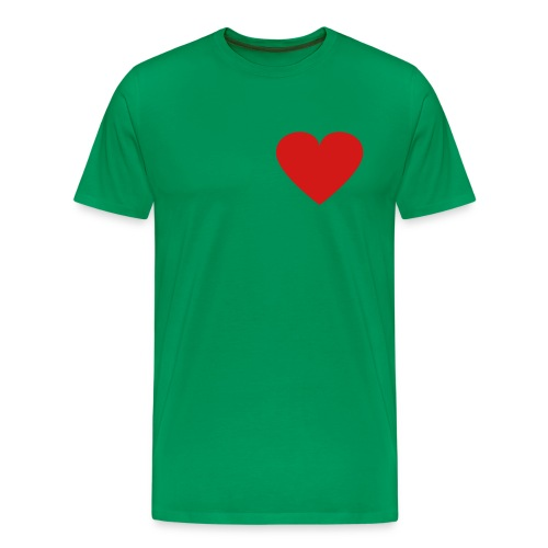 I'm in love with you - Men's Premium T-Shirt