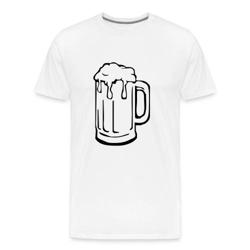 mmmm beer - Men's Premium T-Shirt