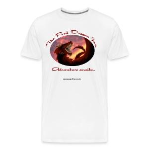 Heavyweight Raven Shirt - Men's Premium T-Shirt