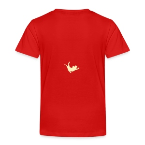 Fly Cat - Toddler Premium T-Shirt
