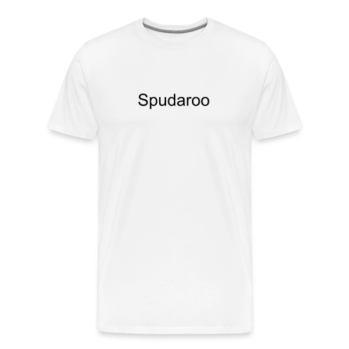 Spudaroo - Men's Premium T-Shirt