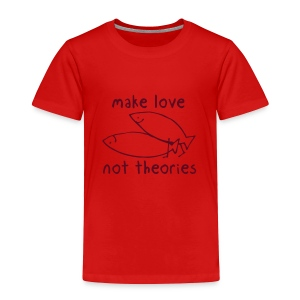 Fishionary Position - Toddler Premium T-Shirt
