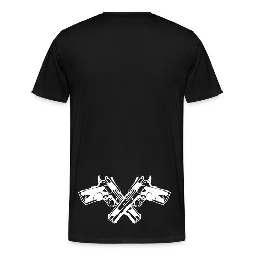 Stick to Your Guns - Men's Premium T-Shirt