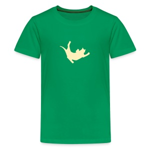 Fly Cat - Kids' Premium T-Shirt
