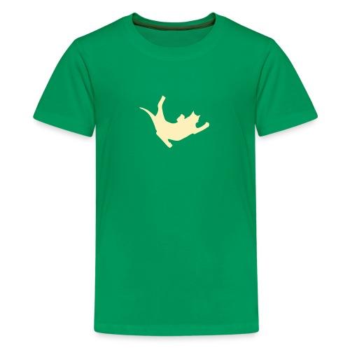 Fly Cat - Kids' Premium T-Shirt
