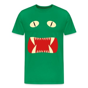 Monsterrrr Tee - Men's Premium T-Shirt