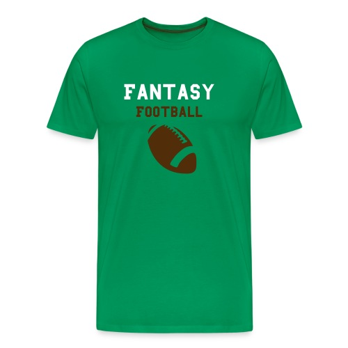 Custom Color Fantasy Football - Men's Premium T-Shirt