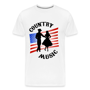 Natural Country Music T-Shirts